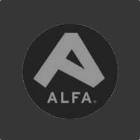 Logo BDP Alfa NB